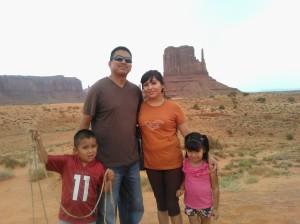 A True Cowboy Family