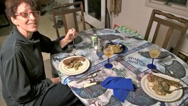 Morel Dinner